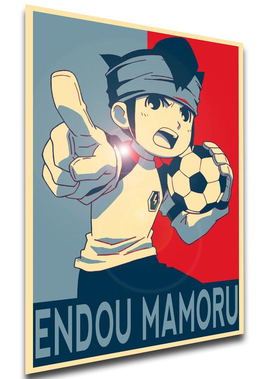 Poster - SA0449 - Propaganda - Inazuma Eleven - Endou Mamoru