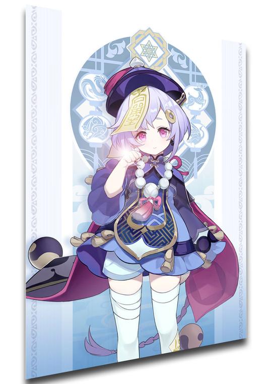 Poster - Videogame - Genshin Impact - Qiqi