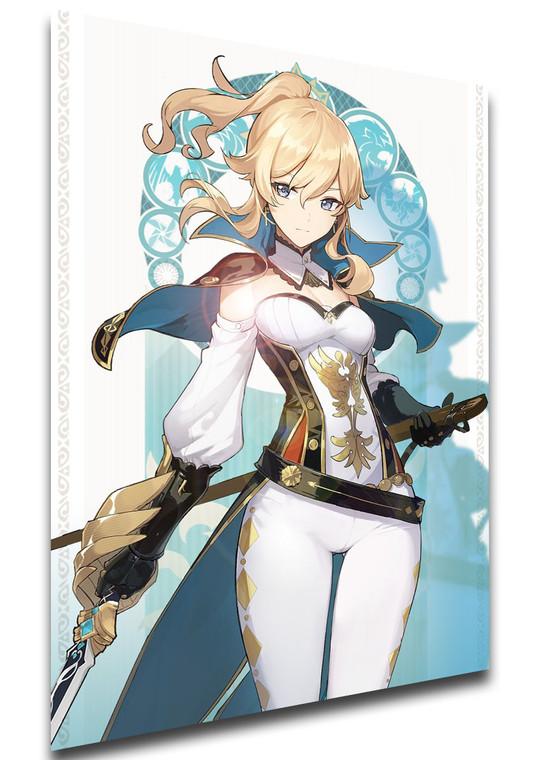 Poster - Videogame - Genshin Impact - Jean