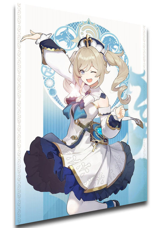 Poster - Videogame - Genshin Impact - Barbara