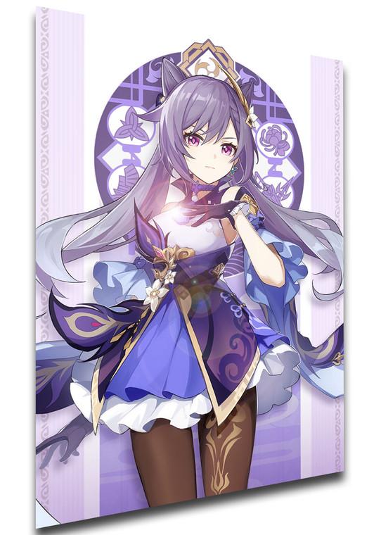 Poster - Videogame - Genshin Impact - Keqing