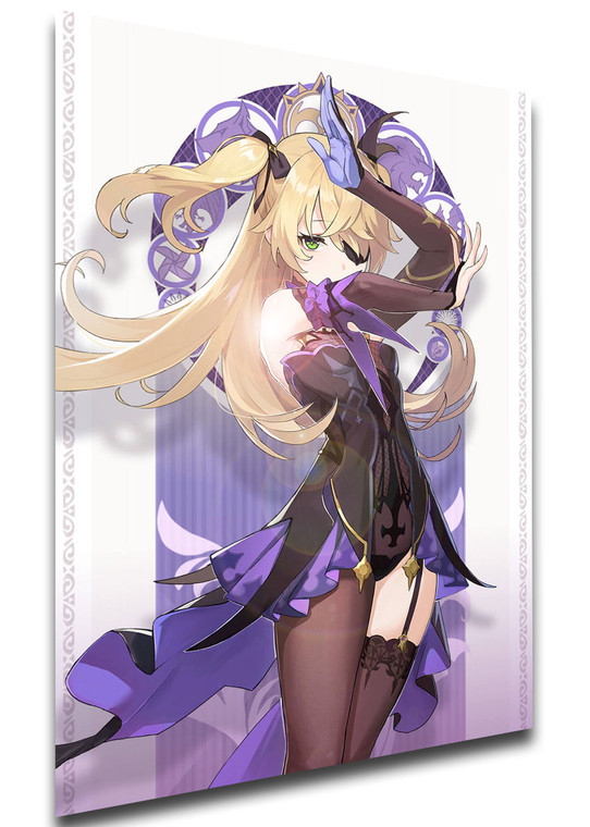 Poster - Videogame - Genshin Impact - Fischl