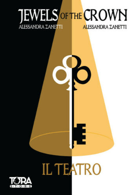 TORA EDIZIONI Libro Jewels of the Crown Il Teatro - Alessandra Zanetti (Regular)