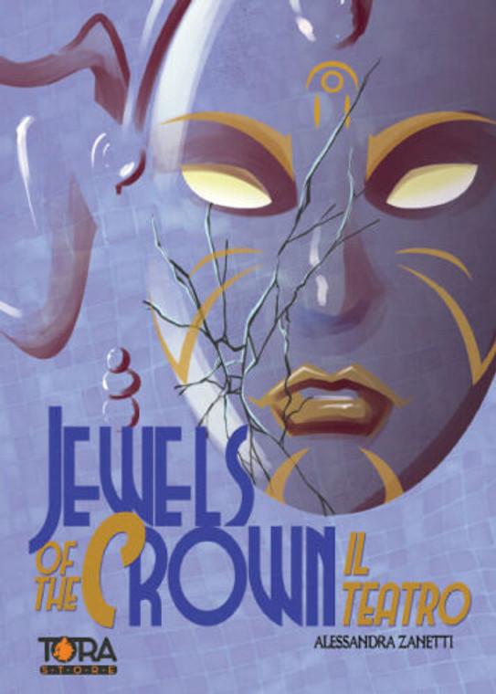 TORA EDIZIONI Libro Jewels of the Crown Il Teatro - Alessandra Zanetti (Variant)