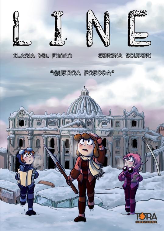 TORA EDIZIONI Fumetto LINE Vol. 1 - Guerra Fredda