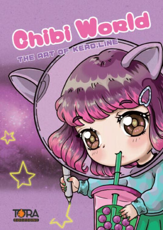 TORA EDIZIONI Artbook Chibi World - Carolina Toccaceli