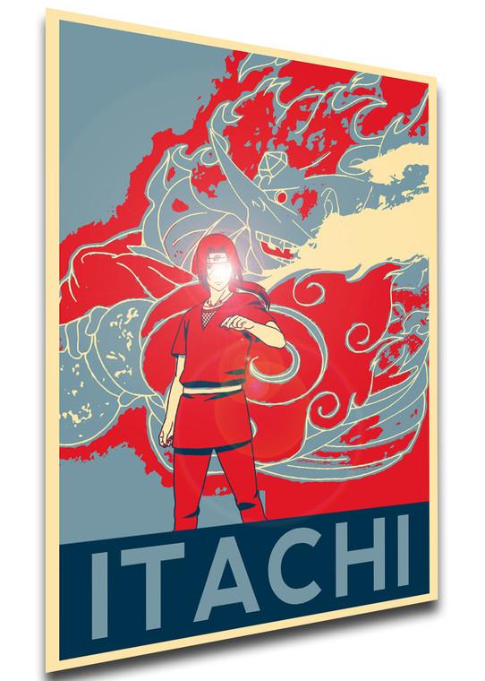 Poster Propaganda - Naruto - Itachi Variant Susanoo - LL1515
