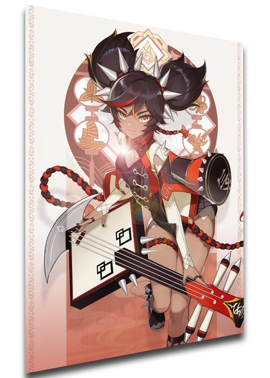 Poster Videogame - Genshin Impact - Xinyan
