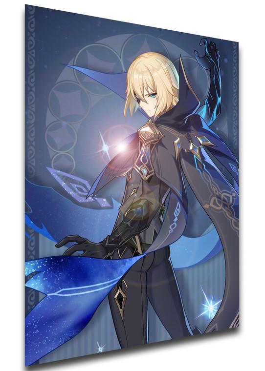Poster Videogame - Genshin Impact - Dainsleif