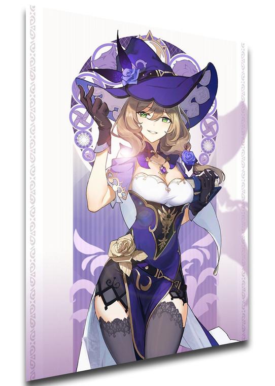 Poster Videogame - Genshin Impact - Lisa