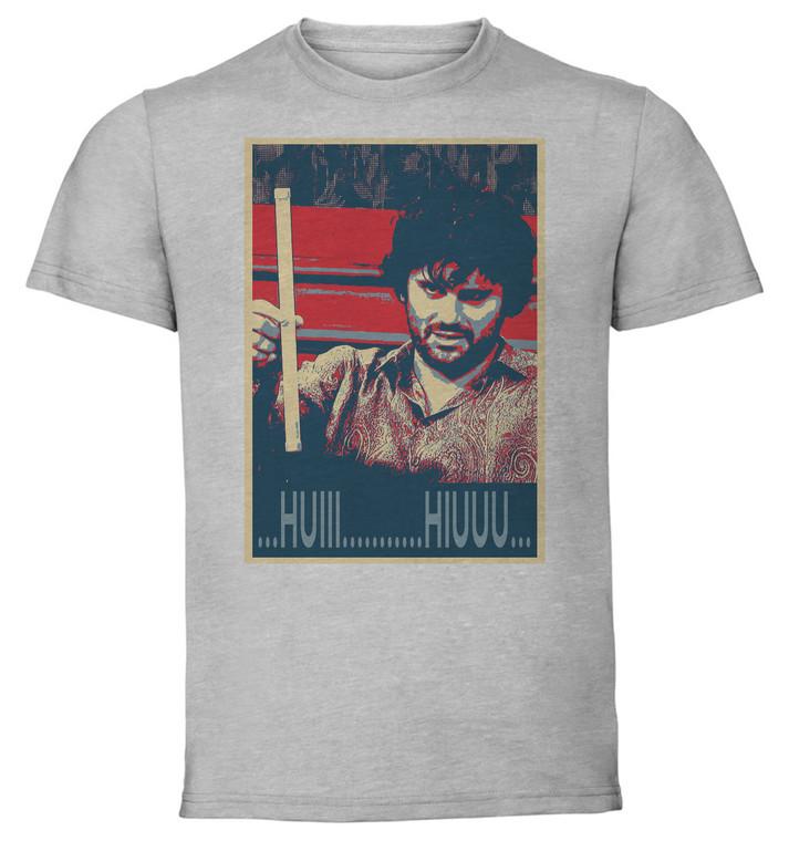 T-Shirt Unisex Grey Propaganda Meme - LOL - Frank Matano Tubo Sonoro SA0823