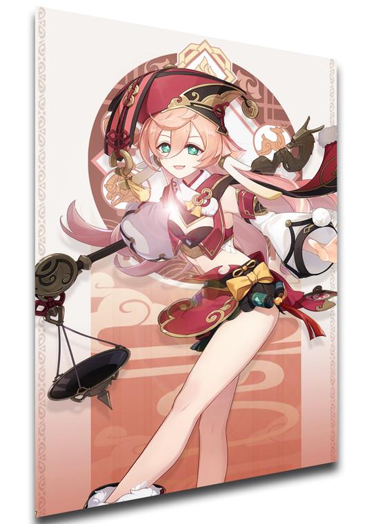 Poster Videogame - Genshin Impact - Yanfei