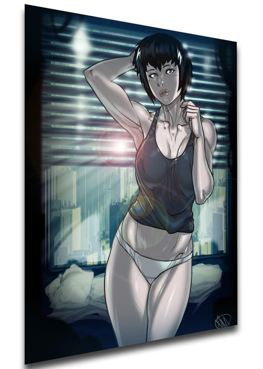 Poster Ganassa - Ghost in the Shell Motoko Variant 01