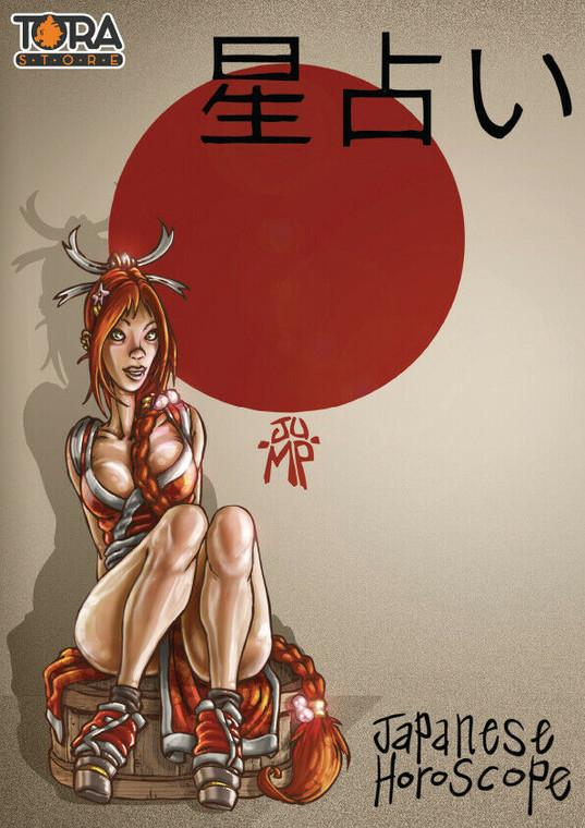 TORA EDIZIONI Portfolio Japanese Horoscope - Gianpiero Giorgio