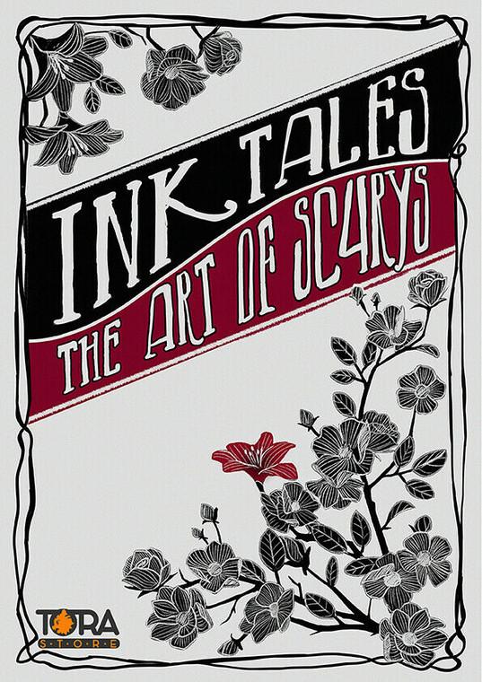 TORA EDIZIONI Portfolio Ink Tales - The Art of Scarys - Ludovica Liera
