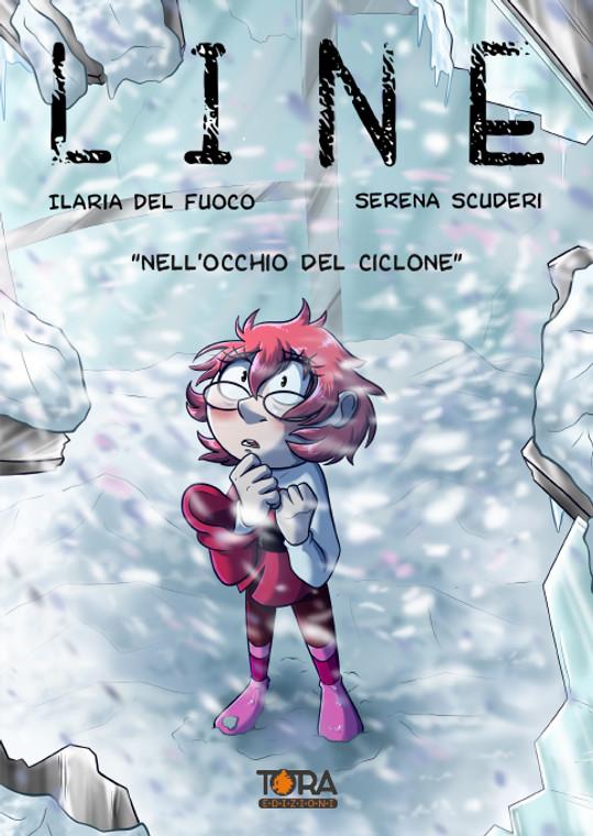 TORA EDIZIONI Fumetto LINE Vol. 2 - Nell'Occhio del Ciclone