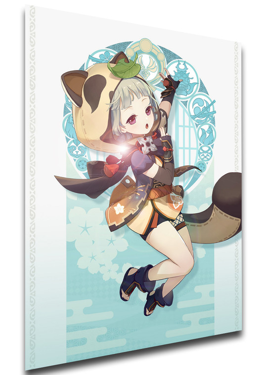Poster Videogame - Genshin Impact - Sayu