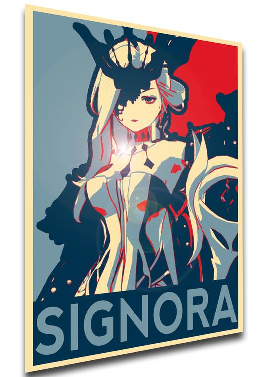 Poster Propaganda - Genshin Impact - Signora SA0862