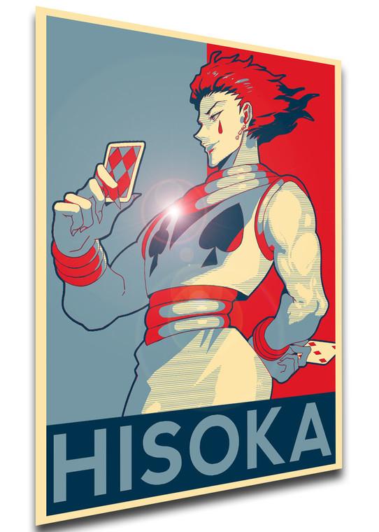 Poster - Propaganda - MA0217 - Hunter x Hunter - Hisoka variant 6