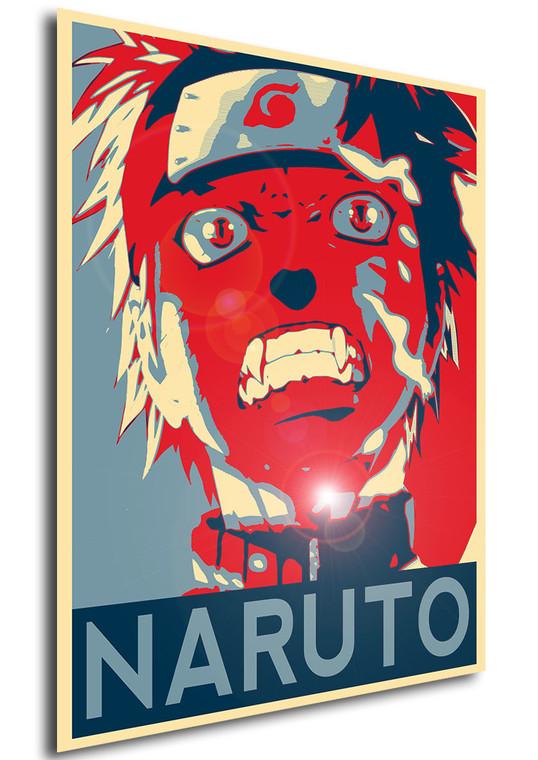 Poster - Propaganda - Naruto - Naruto variant 3