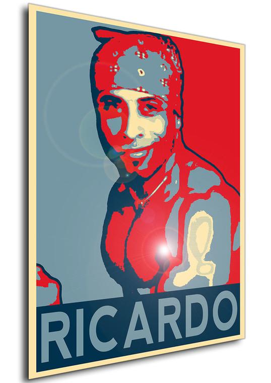 Poster - Propaganda - Meme - Ricardo Milos