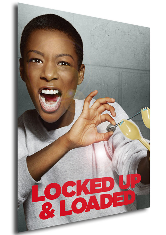 Poster - Serie TV - Locandina - Orange is the New Black - Stagione 1 - Poussey Washington