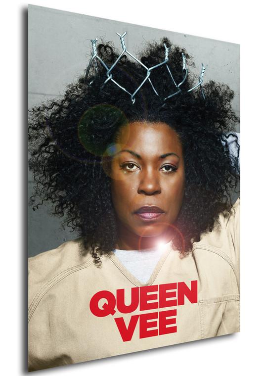 Poster - Serie TV - Locandina - Orange is the New Black - Stagione 1 - Yvonne Vee Parker