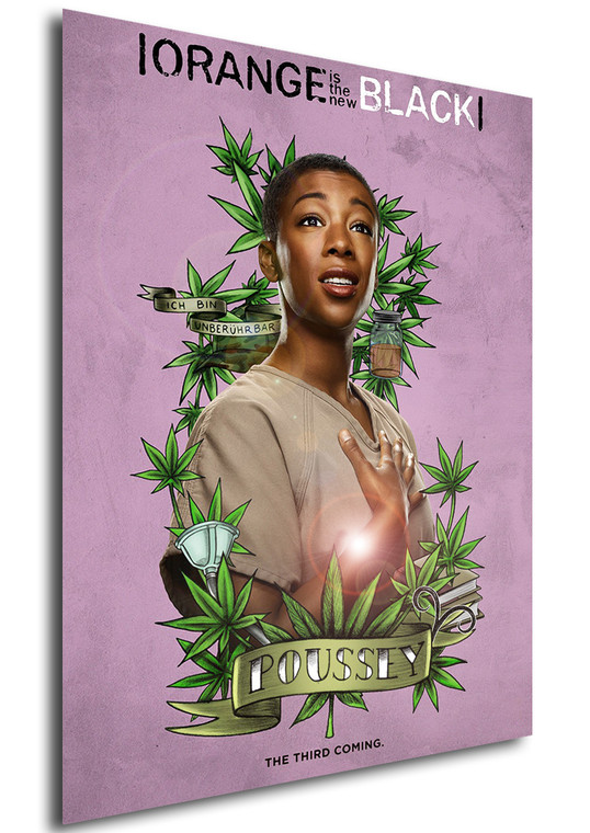Poster - Serie TV - Locandina - Orange is the New Black - Stagione 3 - Poussey
