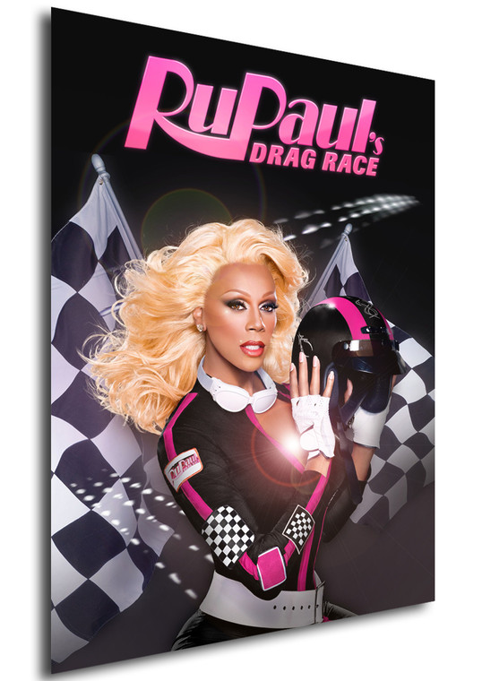 Poster - Serie TV - Locandina - RuPaul's Drag Race - Season 1