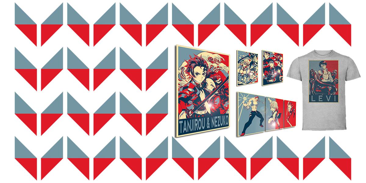 Sasuke /& Itachi Poster Propaganda Full Naruto