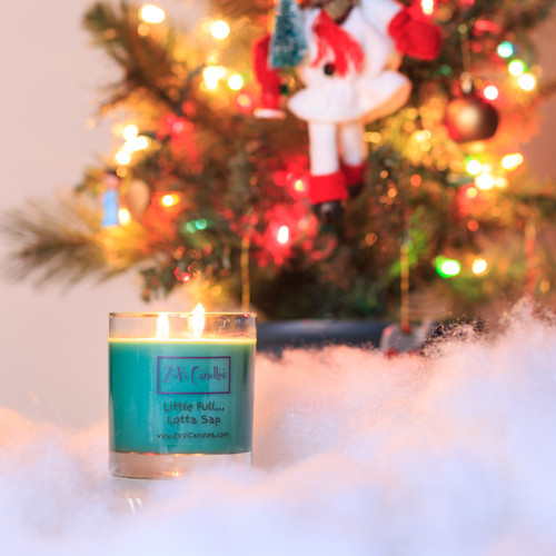Little Full Lott Sap, Candle, Christmas Tree, Pine, Fraser Fir, National Lampoon's Christmas Vacation