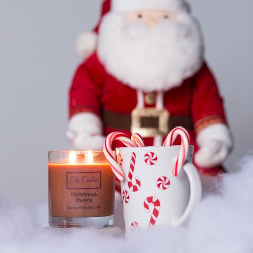Christmas Cheers Candle