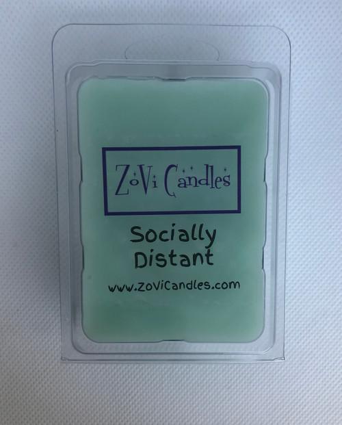 Socially Distant Wax Melt