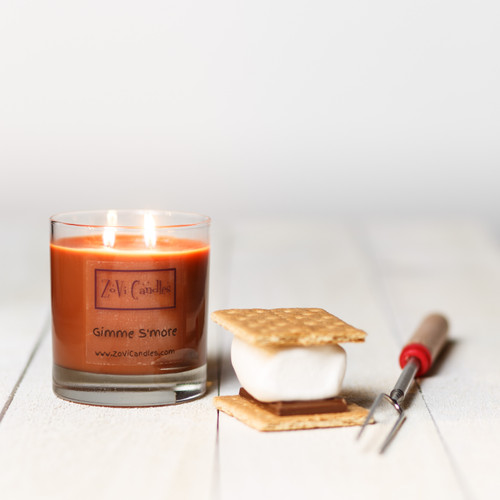 Gimme S'more Candle