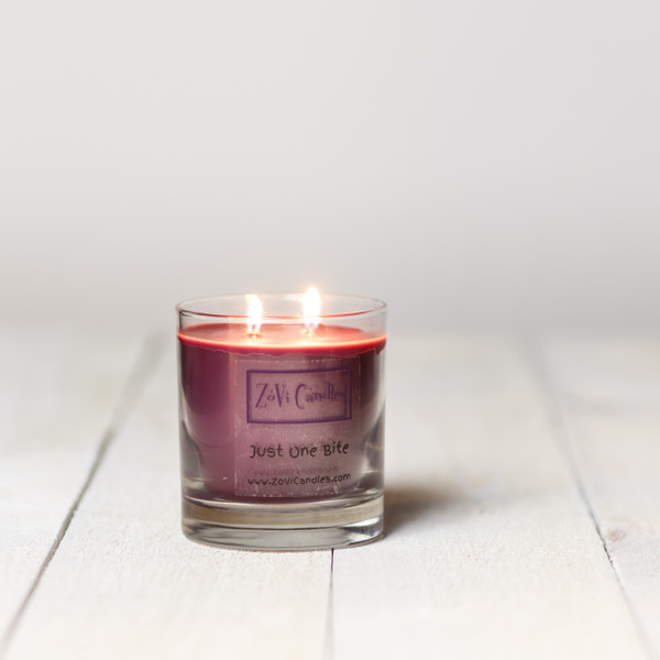 Just One Bite Candle