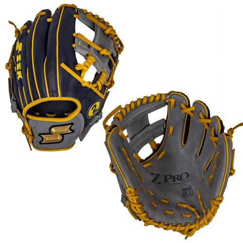 "SSK Limited Edition Luis Urias ZPro 11.5"" Infield Baseball Glove ZPLUIS-1150NVYGRY1"