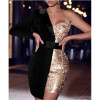 FIGARO COUTURE BANDAGE MIDRESS-TWIN
