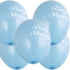 Baby Shower Balloons Blue (5)