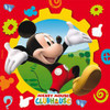 Mickey Mouse Napkins (20)