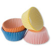 Large Cupcake Assorted Colours (100)