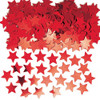 Red Star Metallic Confetti