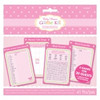 Welcome Baby Girl Game Kit
