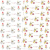 Baby Shower gift Wrapping paper Vintage Bunny & Duck (7 Sheets & 10 gift Tags)
