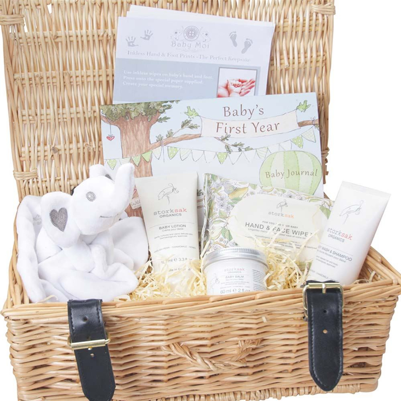 27a1b5491 Organic Baby Moi Gift Hamper | Neutral Gift hamper | Baby Shower Host