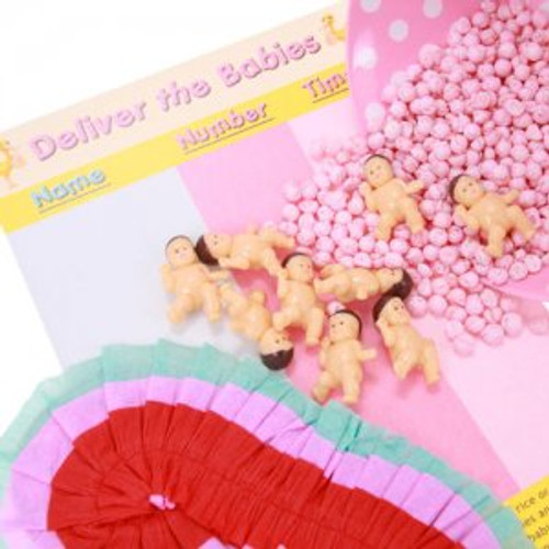 deliver the babies baby shower games baby shower baby shower games