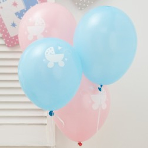 Tiny Feet Balloons (8)