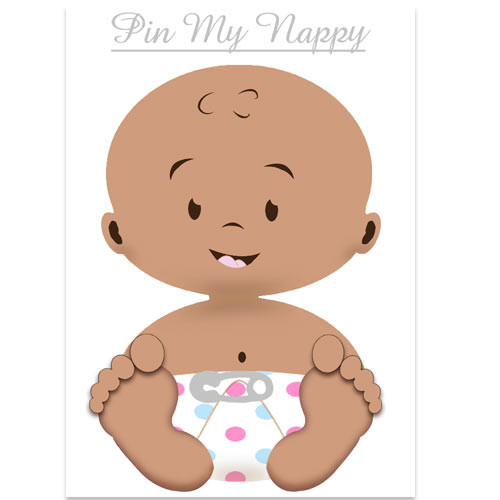 Pin My Nappy Game- Asian Baby (15)