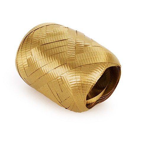50 Yds Of Gold Curling Ribbon
