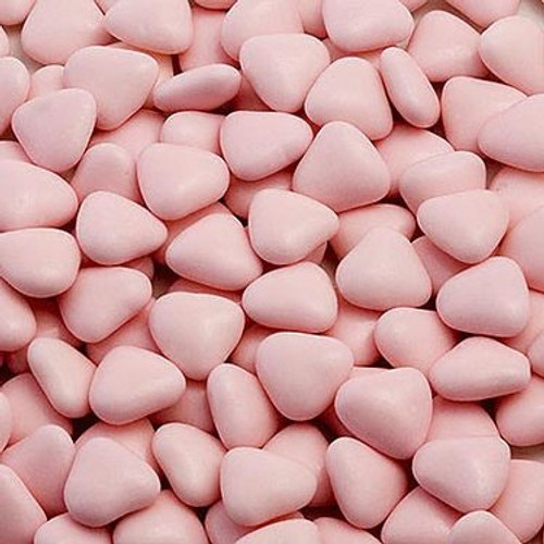 Mini Heart Chocolates Pink (1kg)