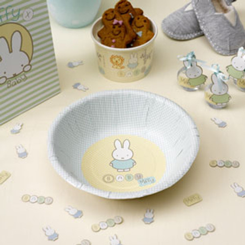 Baby Miffy Paper Bowls (8)